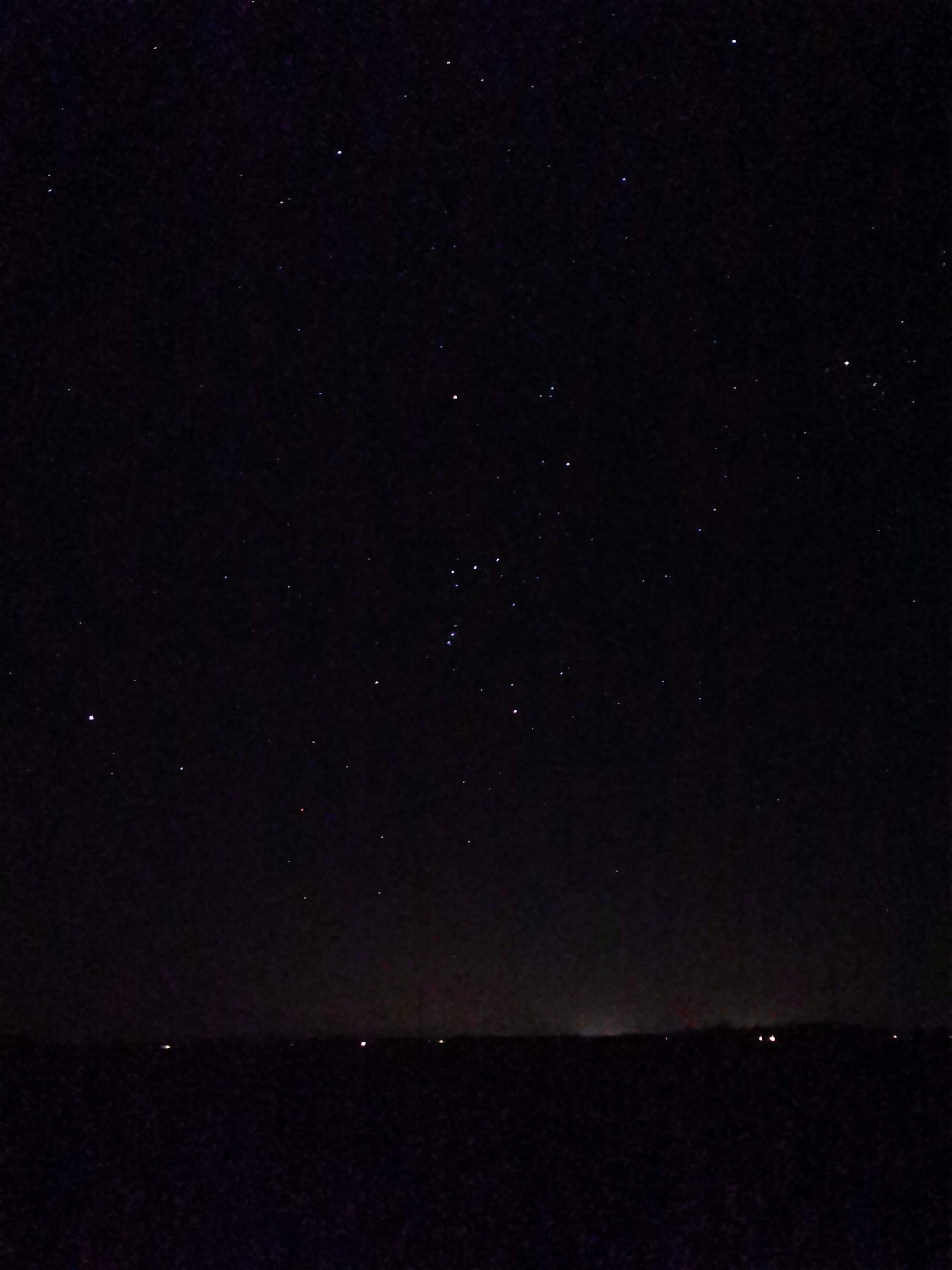stjernehimlen i april