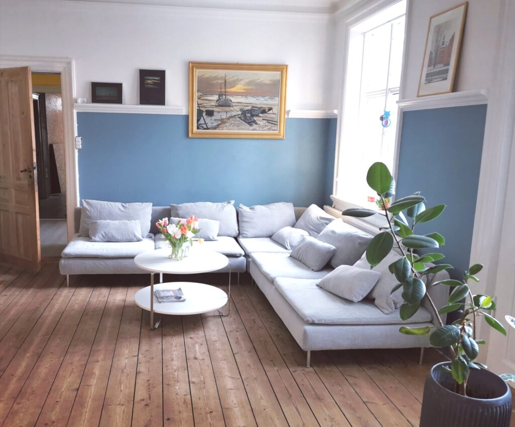 søderhamn sofa nyt betræk tallmyra