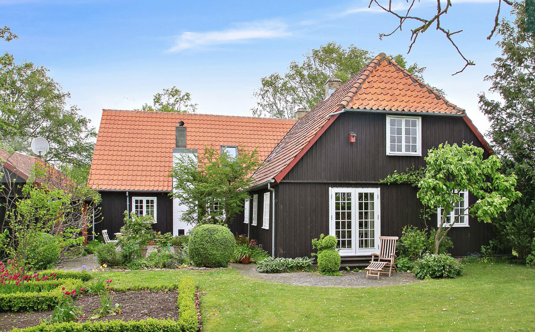 stort billigt hus i god stand til salg